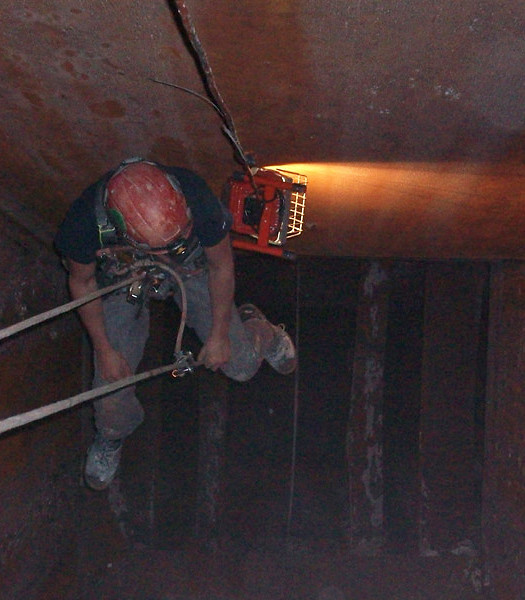Economizer Duct Cleaning