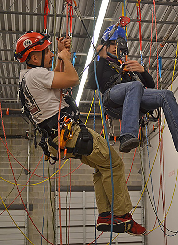 rope access training facility